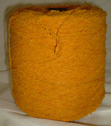 Fancy Knitting Yarn with Crinkle 600g for Hand or Machine Knitting Sunshine